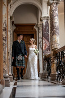 Wedding photography shoots, bookings for weddings at Lothian Chambers photographer 20140728-0036