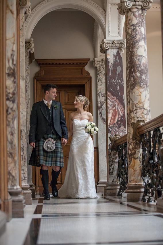 Wedding Lothian Chambers weddings at Lothian Chambers Y14D179WP0016