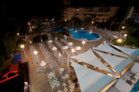 Sunshine holiday resort Majorca Spain IMG0002JG20170707