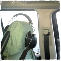 iPhoneography camera photo by John Gilchrist Photography - Hearing protection