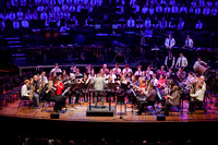 Usher Hall Festival of Music 2014 with Midlothian Schools' mims14110621