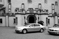 Fyvie Castle wedding in Aberdeen by Scottish based wedding photographer John Gilchrist 20090801-0001