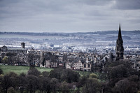 Edinburgh City View Edinburgh City Photo IMG20180423P0008JG