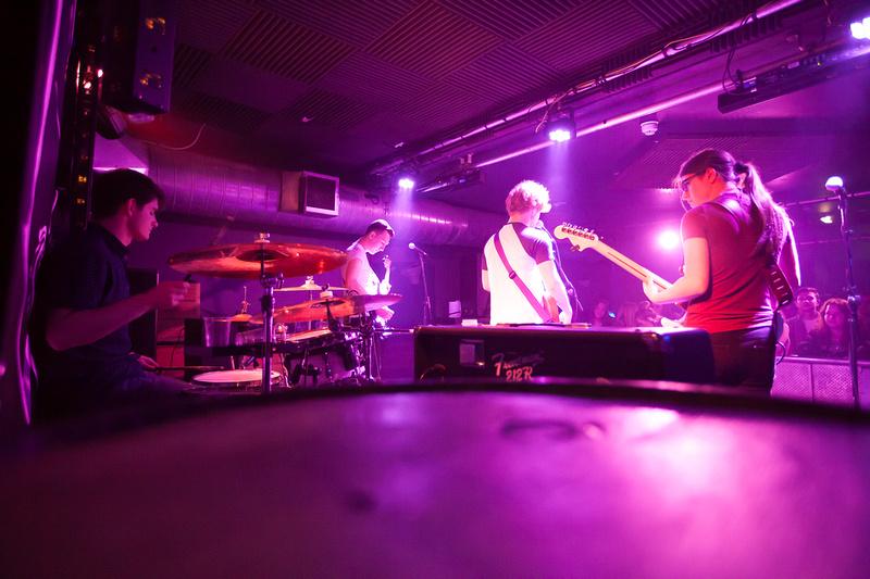Band photography Edinburgh band photographer Edinburgh - 0003