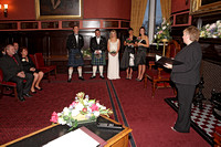 Wedding photography in Scotland with UK based wedding photographer Edinburgh photo John Gilchrist UK20091116-0012