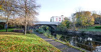 Great Junction St Bridge from the Water of Leith IMG0001JG20171105