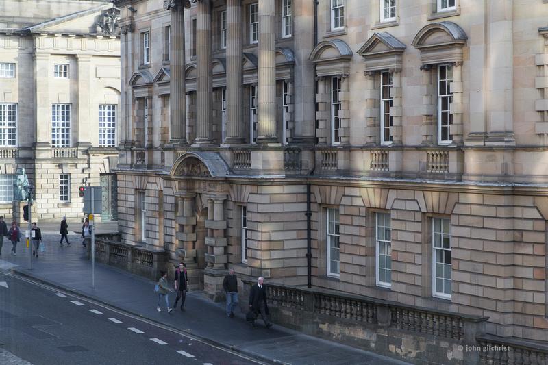 Registry Office in Edinburgh