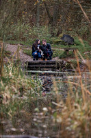 Engagement photography at Vogrie Country Park, Edinburgh pre-wedding photographer John Gilchrist D315Y14P69