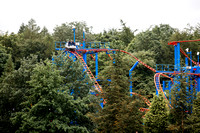 Personal photo gallery by Edinburgh based photographer photos of Alton Towers Resort