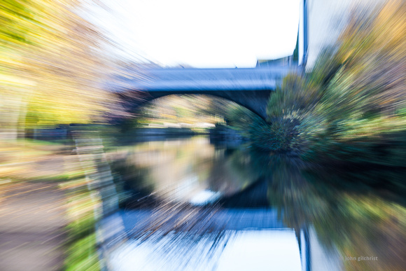Pulled focus on the Water of Leith IMG0001JG20171105