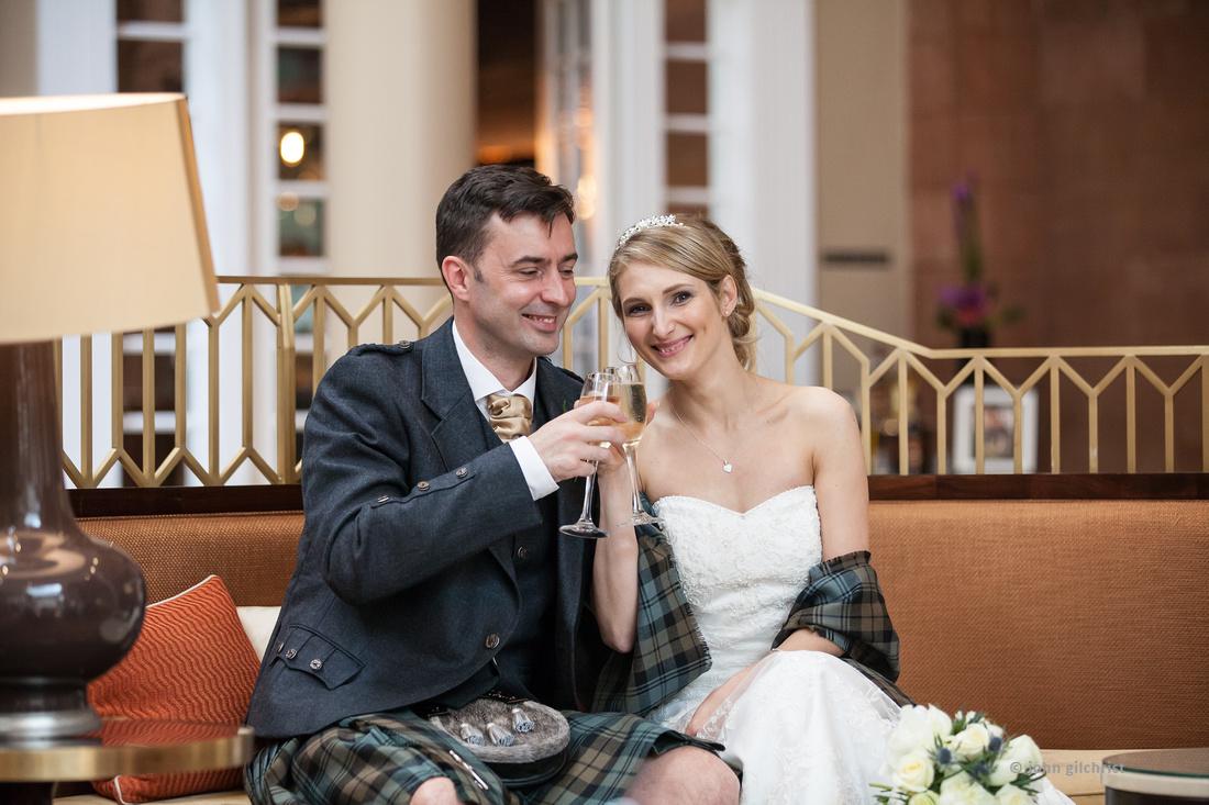 Wedding Caledonian Hotel Edinburgh weddings at the Caledonian hotel  Edinburgh Y14D179WP0038
