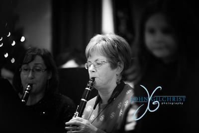 Christmas concert at Penicuik High School - 20161214-0194
