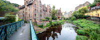 Dean Village - Edinburgh Photo Gallery