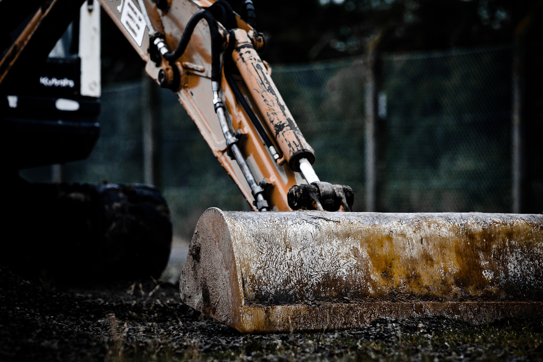 Industrial groundwork photography industrial groundwork photographer