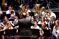 Usher Hall Festival of Music 2014 with Midlothian Schools' mims14110617