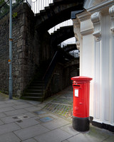 Pillar Box Red - Edinburgh Photo IMG0001JG20170827